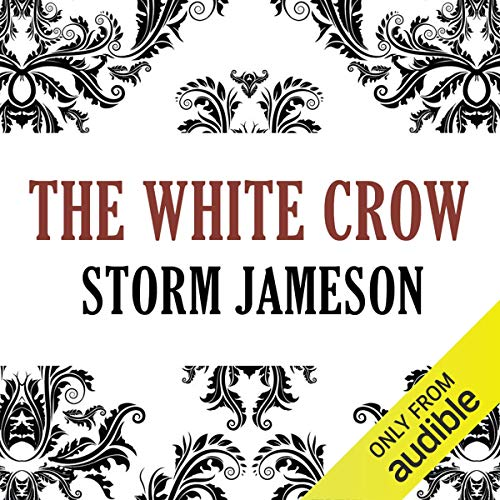 The White Crow audiobook cover art