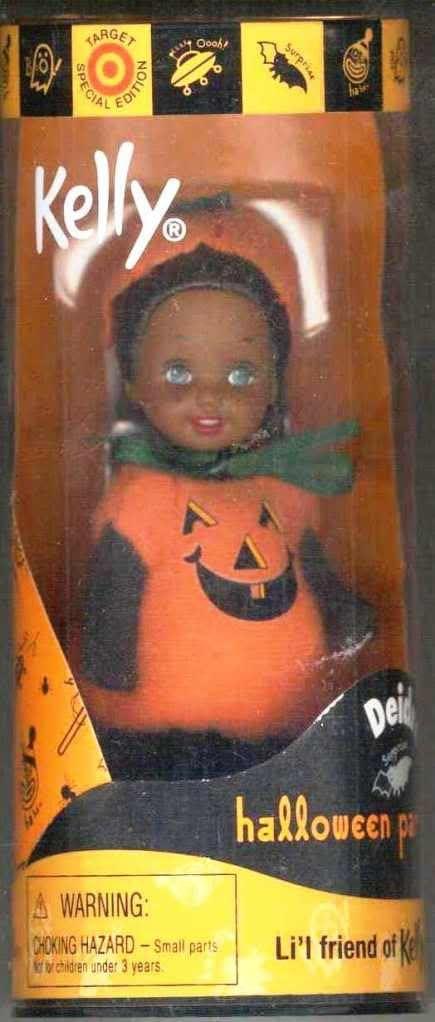 Barbie - KELLY Club Halloween Costume K Long-awaited Ranking TOP12 Diedre Pumpkin Party as