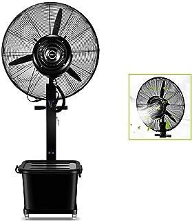 Jyfsa Potente Ventilador de fábrica Ventilador Industrial para Ventilador Industrial Ventilador Compacto Ventilador Ventilador Agua fría Niebla Humidificador Fan Store Casa Comercial