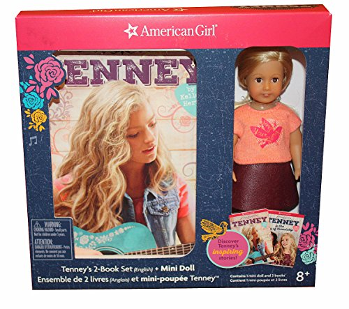 American Girl - Tenney Grant - Tenney Mini Doll & Two-Book Set