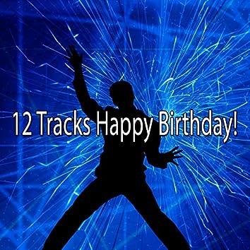 12 Tracks Happy Birthday!