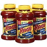 Ragu Old World Style Traditional Pasta Sauce 45 oz. each, 3 pk. A1