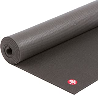 Manduka PRO Yoga Mat – Premium 6mm Thick Mat, Eco Friendly, Oeko-Tex Certified and Free of ALL Chemicals. High Performance Grip, Ultra Dense Cushioning for Support and Stability in Yoga, Pilates, Gym and Any General Fitness.