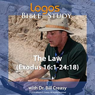 The Law (Exodus 16: 1-24: 18) cover art