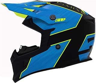 509 Tactical Helmet (Hi-Vis Blue - X-Large)