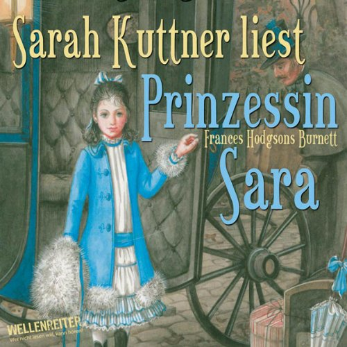 Prinzessin Sara audiobook cover art