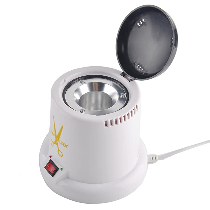 内向き優雅反映するFidgetGear 機械釘の滅菌装置110 / 220vを消毒する高温滅菌装置箱 110V