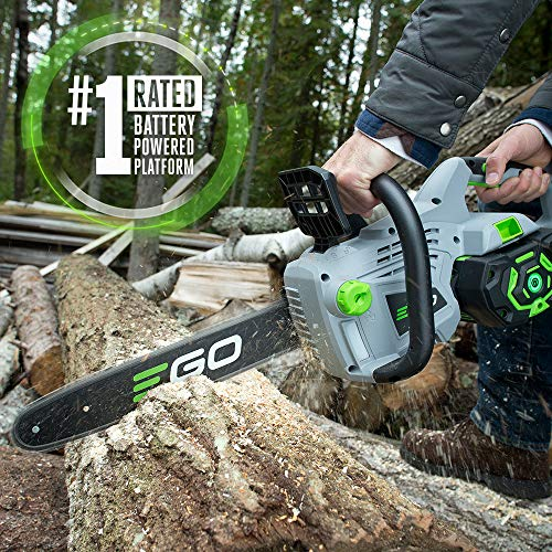 EGO Power CS1400 Cordless Chainsaw