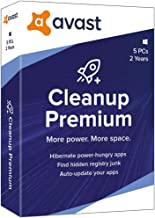 Avast CleanUp Premium 2020,  5 Devices 2 Year