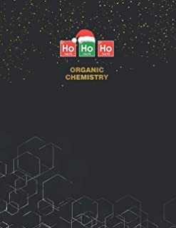 Hexagonal Graph Paper Notebook, 1/4 Inch Hexagons, Organic Chemistry and Biochemistry Workbook: Index and Numbered Page In...