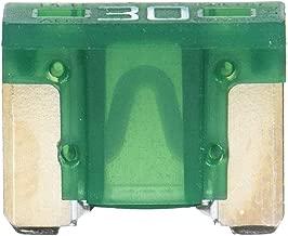 Bussmann BP/ATM-30LP-RP 30 Amp Low Profile ATM Blade Fuse, 5 Pack
