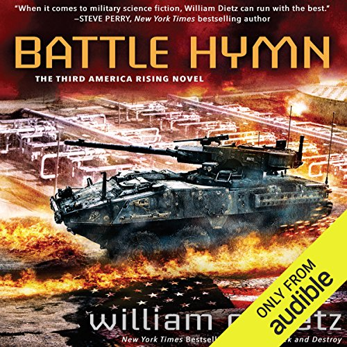 Battle Hymn     America Rising, Book 3              By:                                                                                                                                 William C. Dietz                               Narrated by:                                                                                                                                 Noah Michael Levine                      Length: 9 hrs and 9 mins     62 ratings     Overall 4.5