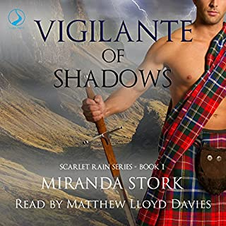 Vigilante of Shadows cover art