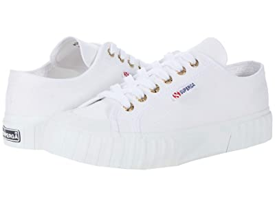 Superga 2630 Cotu (White/Gold) Women