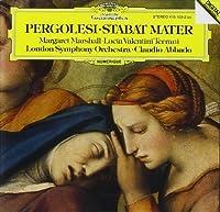 Pergolesi: Stabat Mater (2001-12-21)