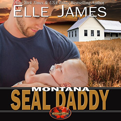 Montana SEAL Daddy audiobook cover art