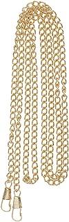 Prettyia Chain Strap Handbag Accessories, Purse Straps, with Buckles, Shoulder Cross Body Replacement Straps, 120cm