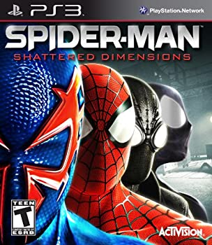 Spider-Man  Shattered Dimensions - Playstation 3