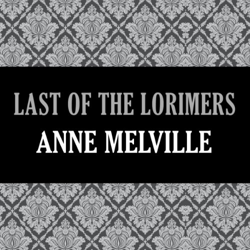 Last of the Lorimers cover art