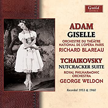Adam: Giselle - Tchaikovsky: Nutcracker Suite (Recorded 1953 & 1960)