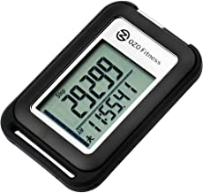 Ncenglings Simple Pedometer Bergsteiger-Schrittz/ähler Walking 3D Pedometer Clip,/Übungsz/ähler without App,Daily Target Monitor Tracking of Steps and Miles,7 Day Memory Pedometer for Men Women Kids