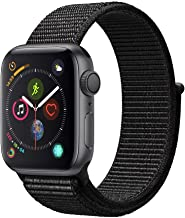 Apple Watch Series 4 (GPS, 40mm) - Space Gray Aluminium Case with Black Sport Loop