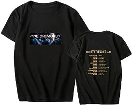 CHAIRAY Wanna ONE World Tour ONE:The World Concert T-Shirt Woojin Jihoon Seongwoo Tee