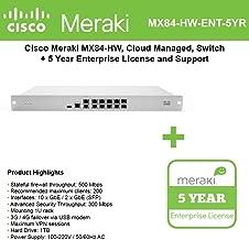 meraki firewall mx84