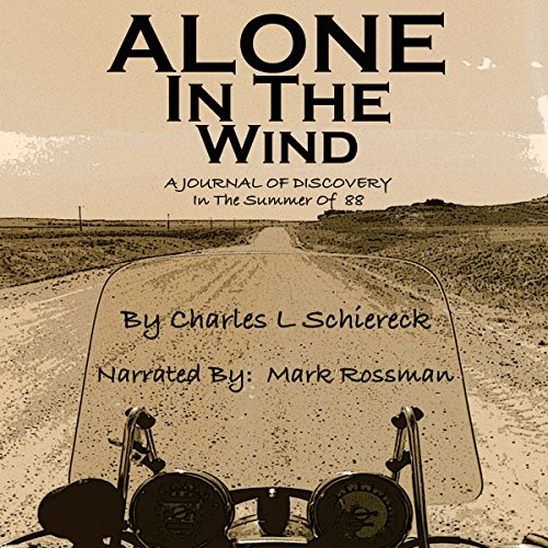 Alone in the Wind audiobook cover art
