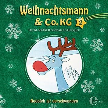 Folge 2: Zwei kleine Genies / Rudolph ist verschwunden (Das Original-Hörspiel zur TV-Serie)