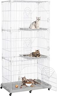 wire storage cubes cat enclosure