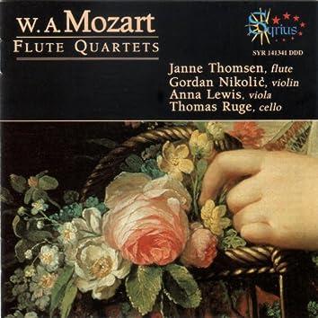 Mozart: Flute Quartets (Quatuors pour flûte et cordes)