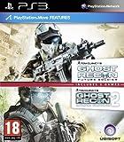Tom Clancy's Ghost Recon Double Pack - Includes Ghost Recon Future Soldier & Advanced Warfighter 2 [Importación Inglesa]