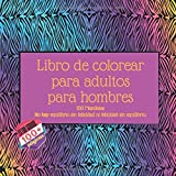 Libro de colorear para adultos para hombres 100 Mandalas - No hay equilibrio sin felicidad ni felicidad sin equilibrio.
