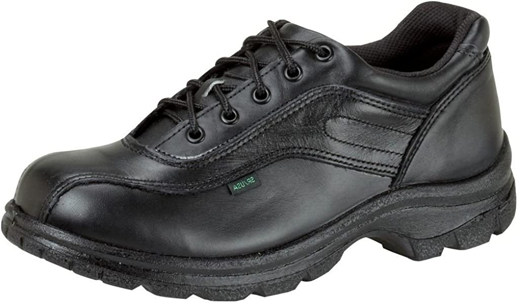 Thorogood Men's Soft Streets Series - Double Track Oxford, Non-Safety Toe
