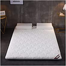 Futon Mattress, Tatami Floor Folding Mattress Sleeping Futon Mattress, Breathable Futon Furniture Mattress Soft Bedroom Ma...