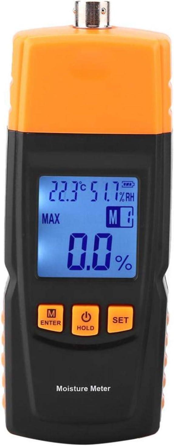 wholesale LCD Display Wood Moisture Tester Accurately Digital Simple Sale SALE% OFF