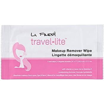 TravelLite La Fresh Travel Lite Makeup Remover Wipes