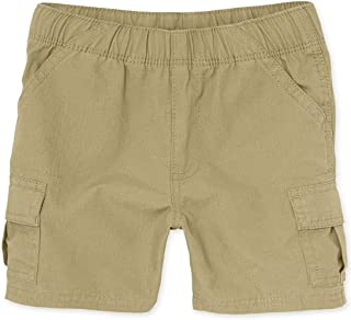 baby-boys and Toddler Boys Pull On Cargo Shorts