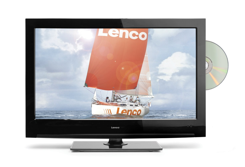 Lenco DVL-2483 black - Televisor LED Full HD 24 pulgadas: Amazon ...