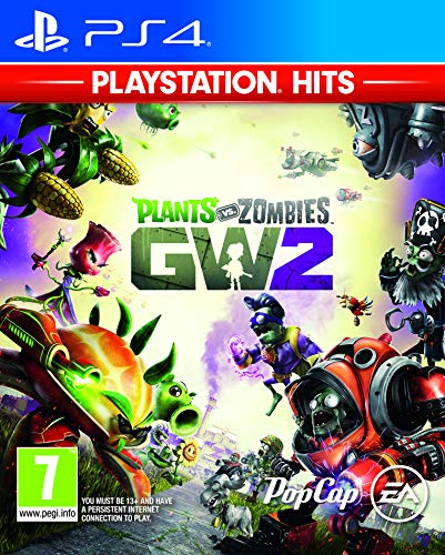 Plants Vs Zombie Garden Warfare 2 - Hits - PlayStation 4
