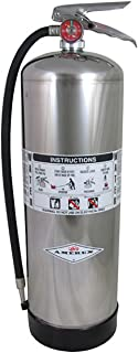 Amerex 240, 2.5 Gallon Water Class A Fire Extinguisher