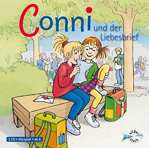 Boehme, Julia : Conni und der Liebesbrief, 1 Audio-CD