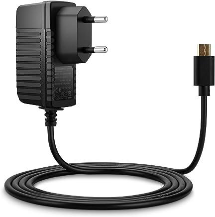 Aukru, Alimentatore Micro USB da 5v 2A, Caricabatterie per Raspberry Pi 2 Model B / Pi B+ (Plus) , 1.5 metri - Confronta prezzi