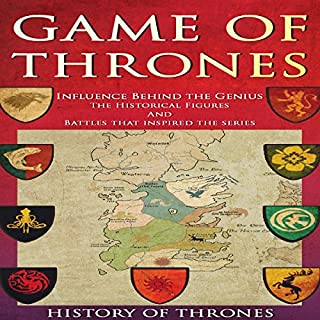 Game of Thrones: The Influence Behind Game of Thrones audiobook cover art