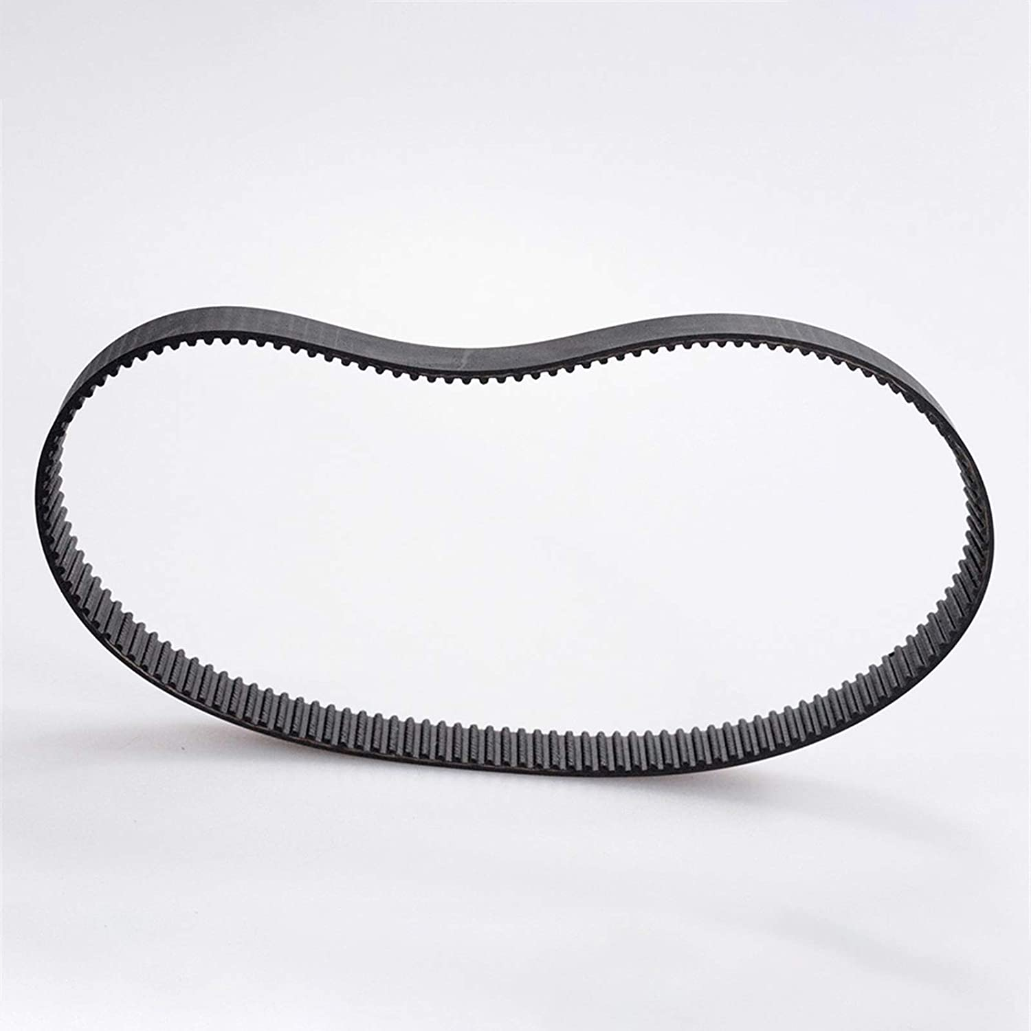 6//9//10//15mm Width Rubbe Toothed Belt Closed Loop Synchronous Belt Pitch 3mm Replacement parts Geeyu ZHaonan-timing belt HTD 3M Timing Belt Length 375//378//381//384//390//393//396//399mm