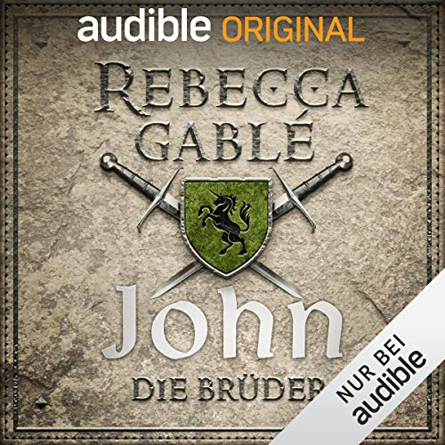 John - Die Brüder audiobook cover art