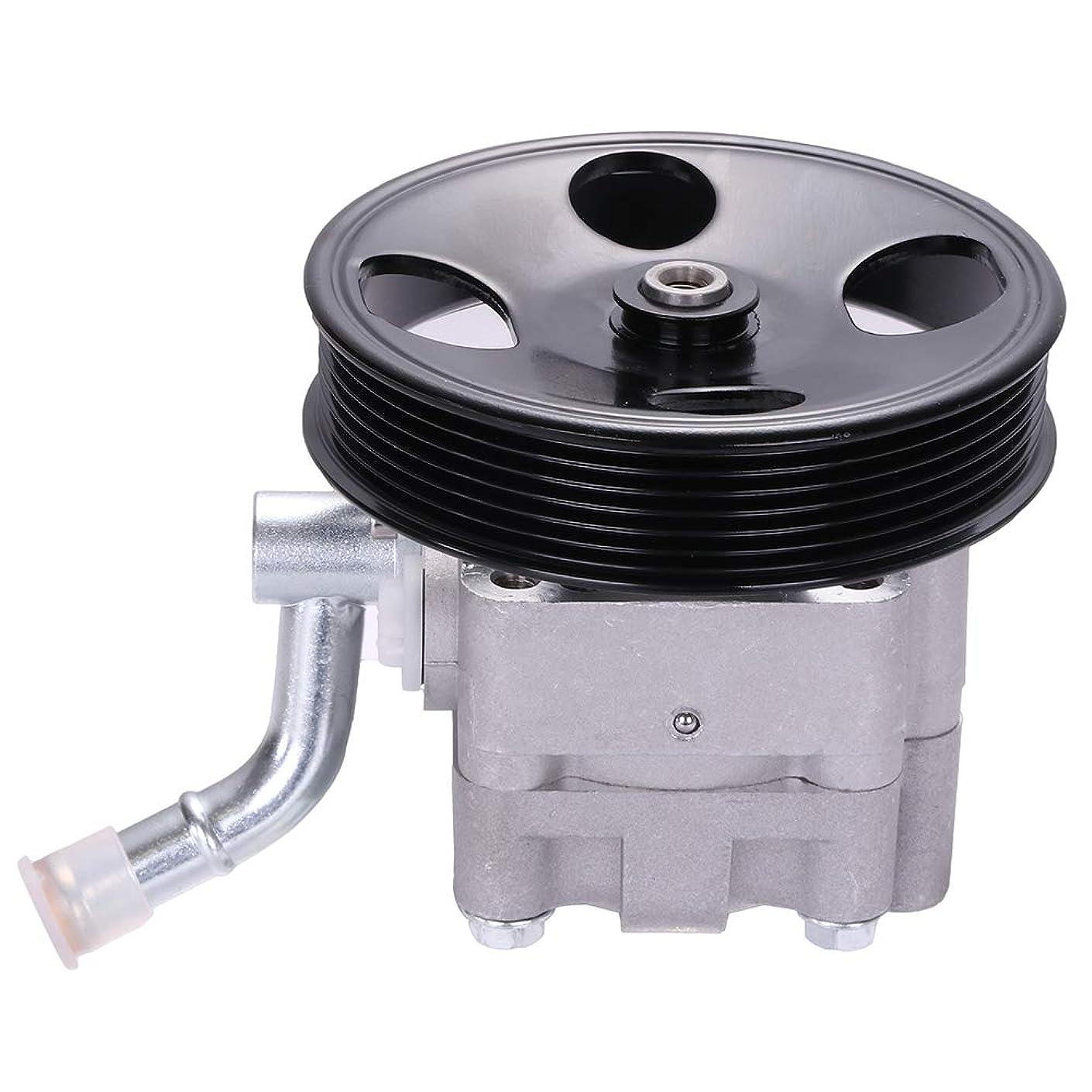 ECCPP 21-5412 Power Steering Pump Power Assist Pump Fit for 2003-2008 Infiniti FX35 Base Sport Utility 4-Door 3.5L