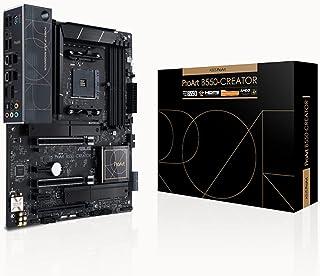 ASUSTek AMD B550 Ryzen AM4 CPU 対応コンテンツ制作者向け ATX マザーボード/PCIe 4.0 / デュアルThunderbolt 4 Type-C/デュアルインテル 2.5Gbイーサネット / ヒートシンク付き...