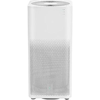Xiaomi Mi Air Purifier 2H EU version - Purificador de aire, con control por app movil, para estancias hasta 31m2, 260m3/h, Color Blanco: Amazon.es: Hogar